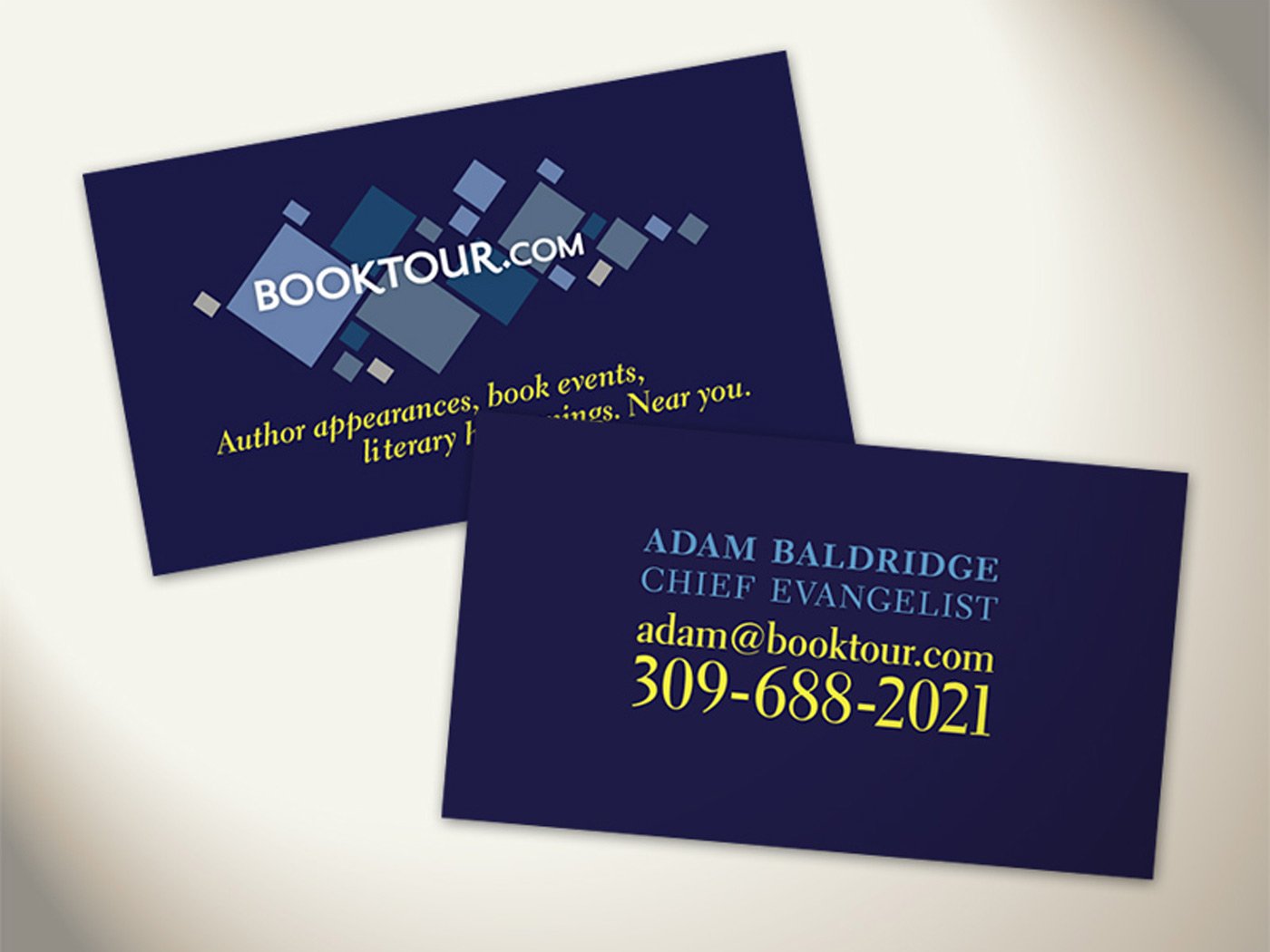 Booktour.com business card