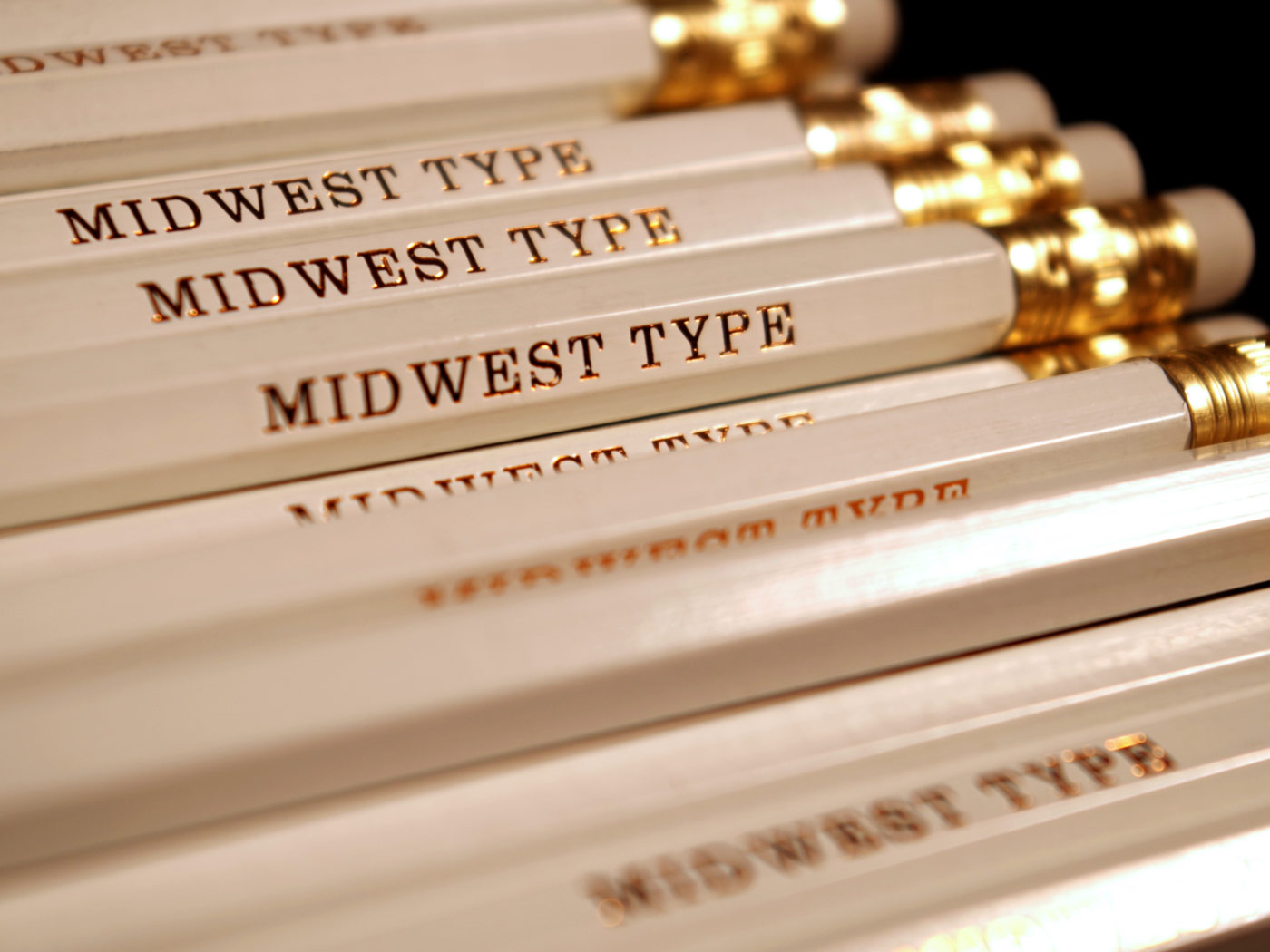 Midwest Type pencils