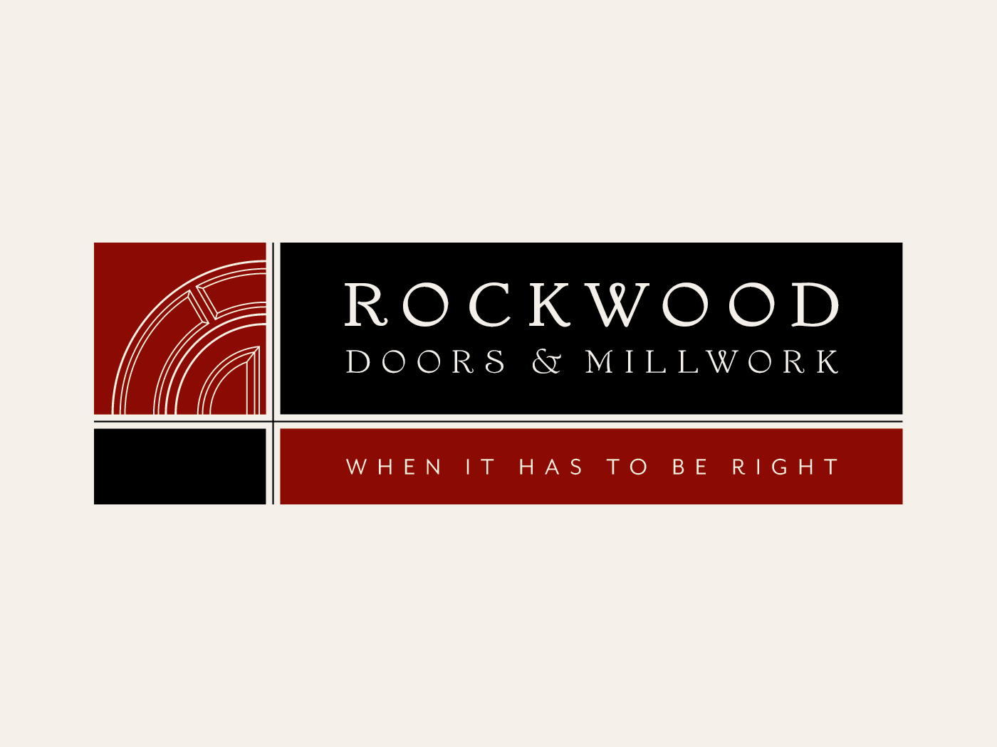 Rockwood Doors and Millwork