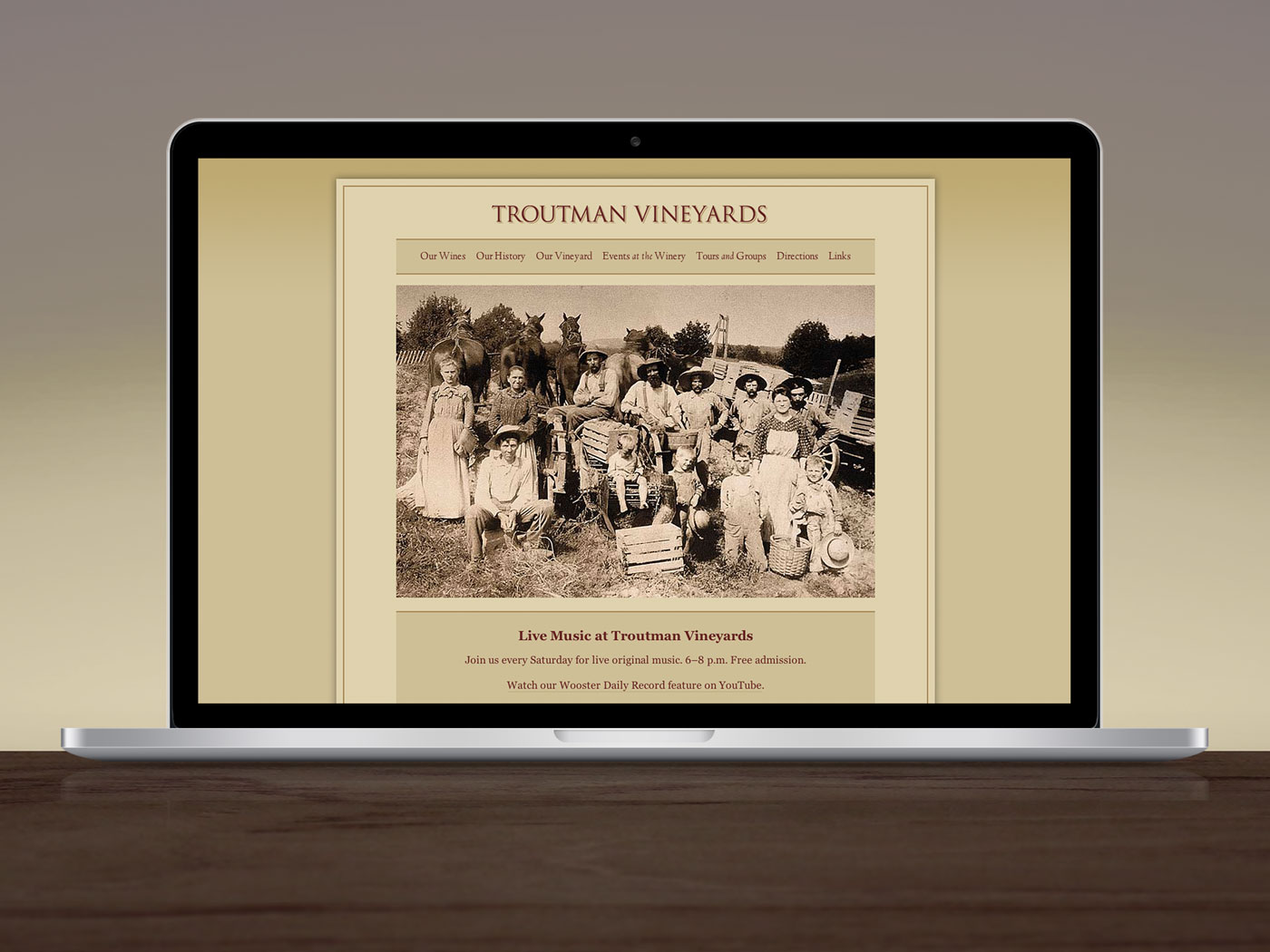 Troutman Vineyards